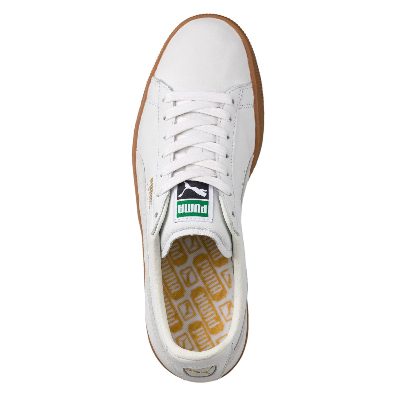 Puma Basket Classic Gum Deluxe Unisex Sneaker – Bild 4