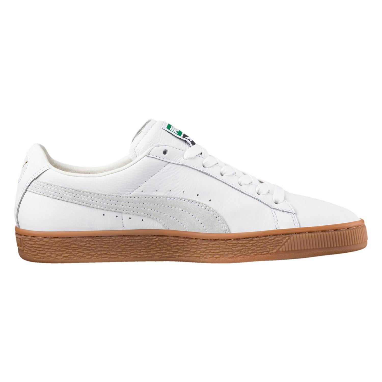 Puma Basket Classic Gum Deluxe Unisex Sneaker – Bild 5
