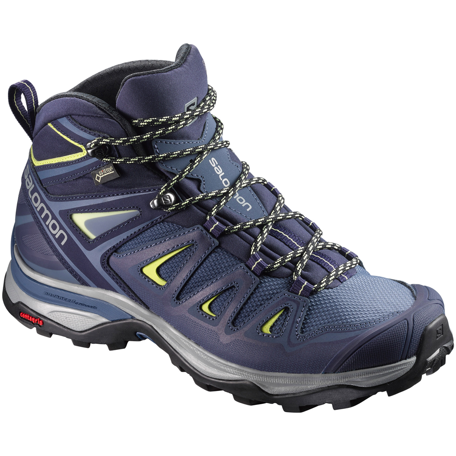 Salomon X Ultra 3 MID GTX W Damen Hikingschuhe