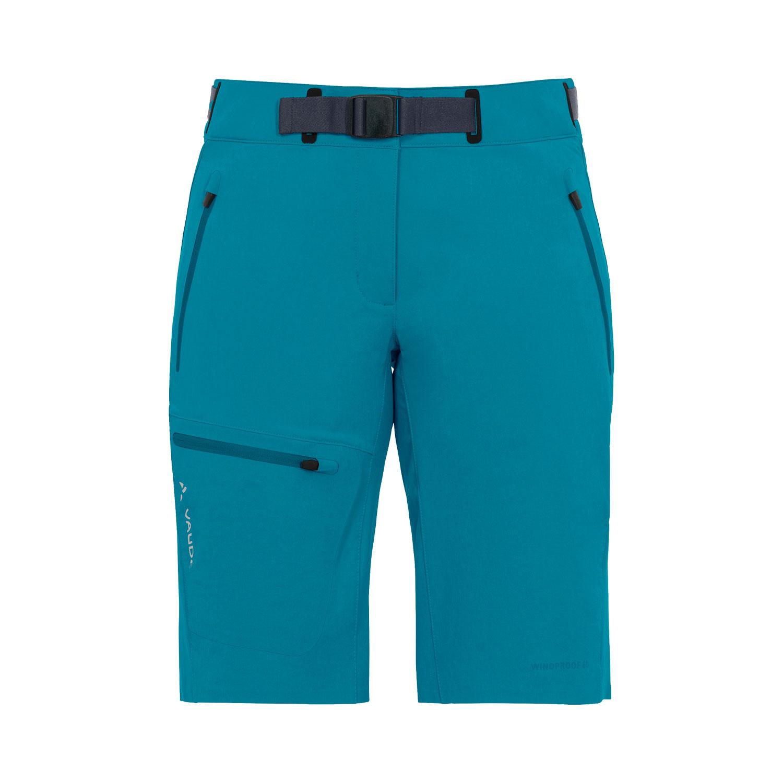 Vaude Badile Shorts Damen Softshellhose – Bild 1