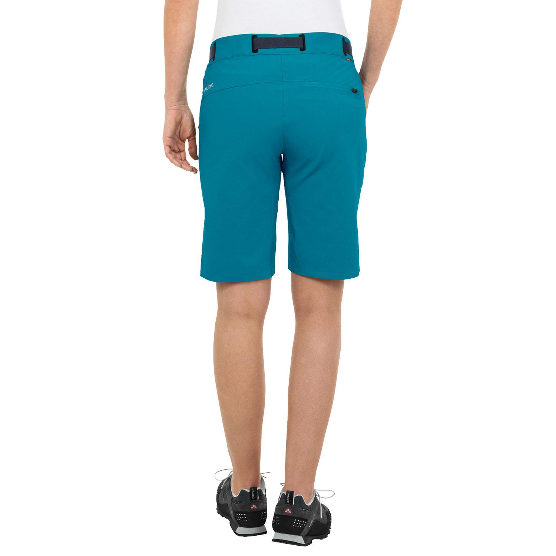 Vaude Badile Shorts Damen Softshellhose – Bild 4