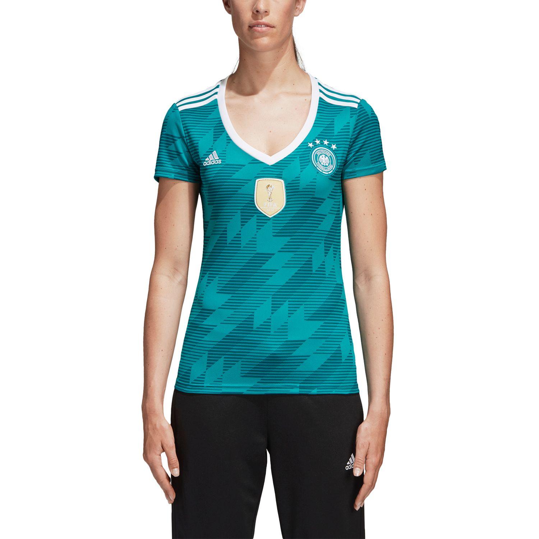 adidas DFB Damen Auswärtstrikot Replica – Bild 2