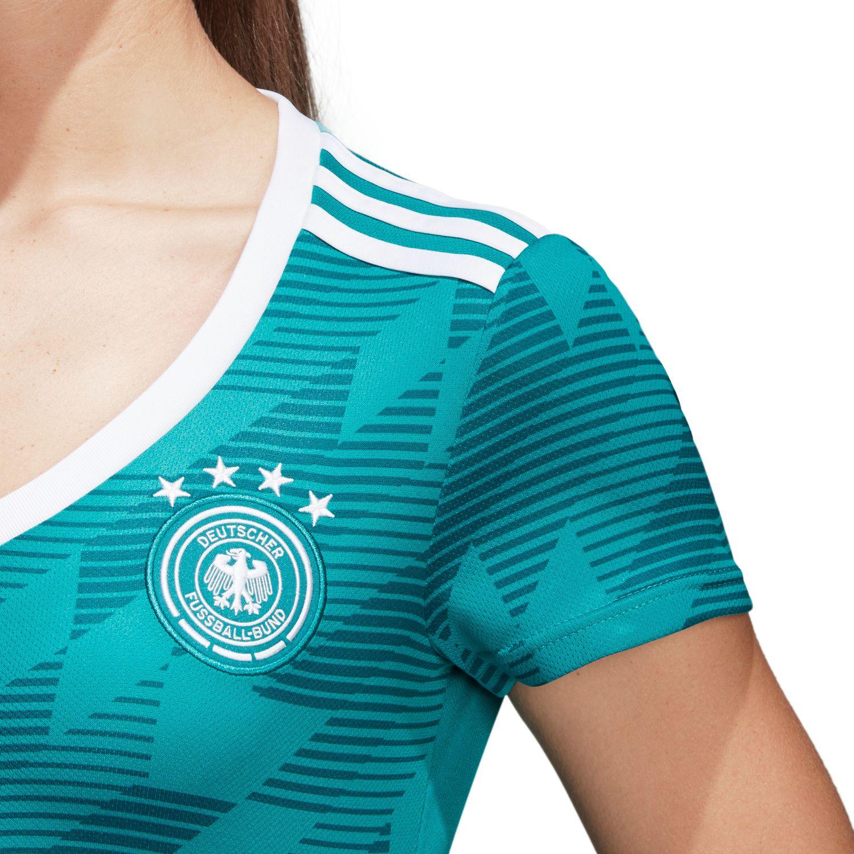 adidas DFB Damen Auswärtstrikot Replica – Bild 4