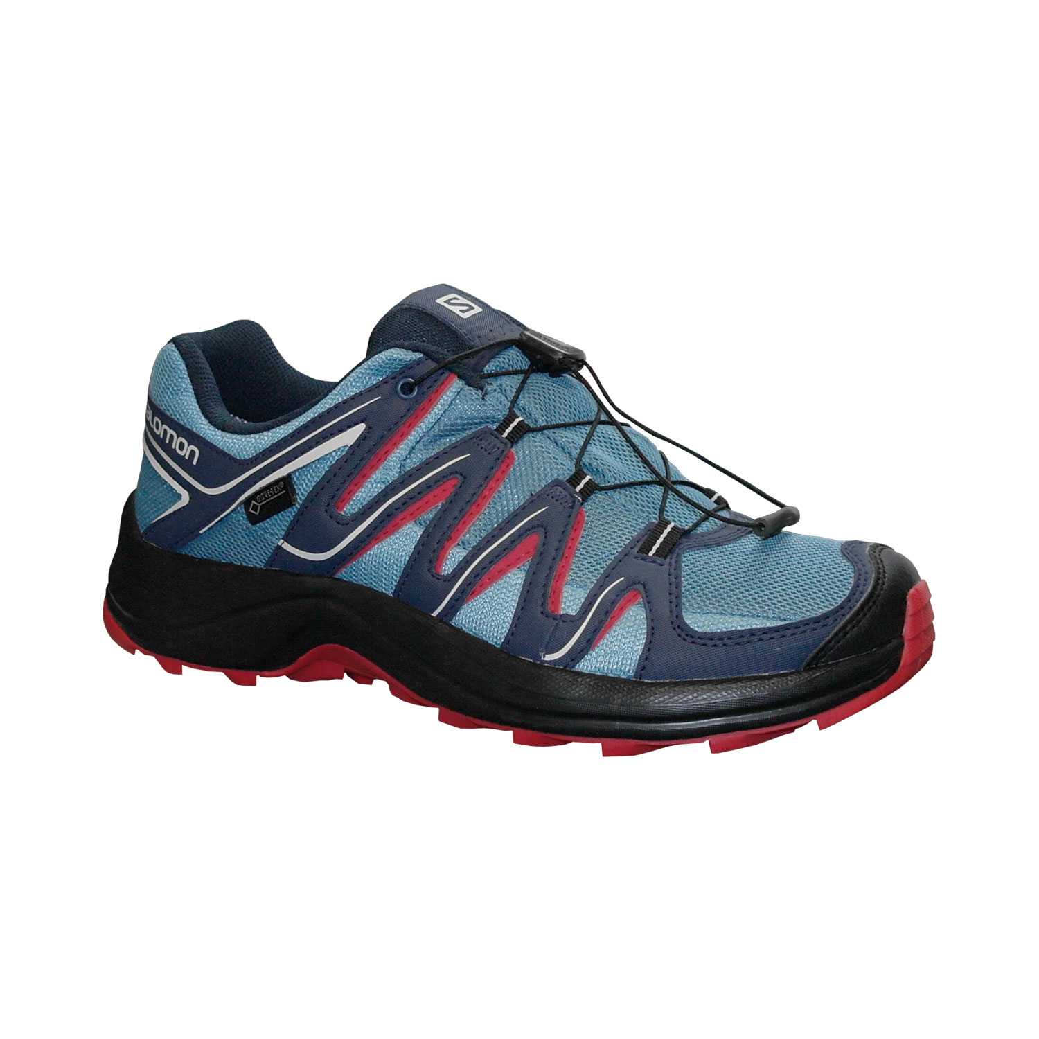 Salomon XA Fuster GTX Damen Walkingschuhe – Bild 1