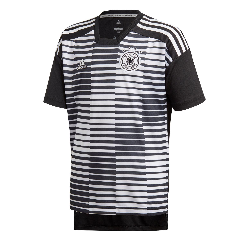 adidas DFB Pre-Match Kinder Trikot – Bild 1