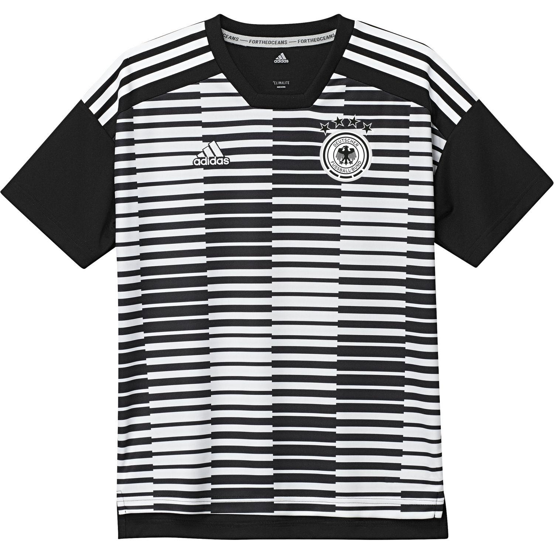 adidas DFB Pre-Match Kinder Trikot – Bild 2