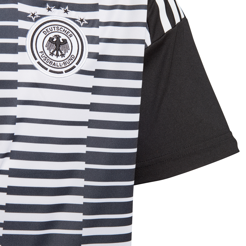 adidas DFB Pre-Match Kinder Trikot – Bild 3