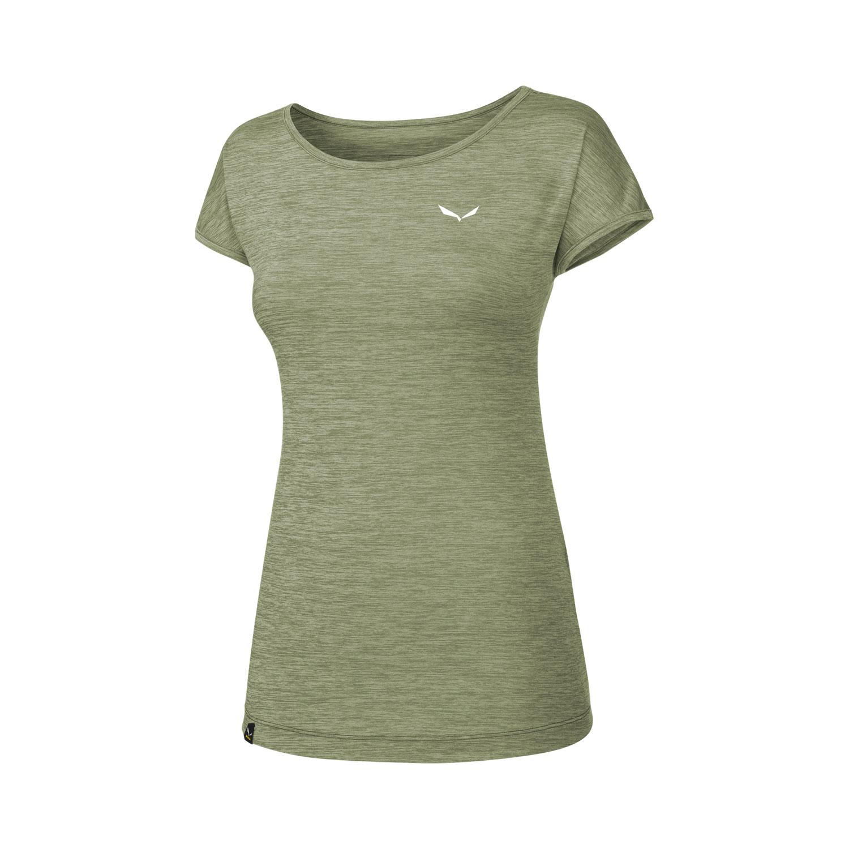 Salewa Puez Melange Dry'ton Damen T-Shirt – Bild 1