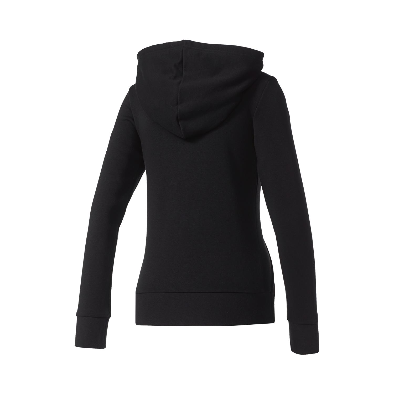 Adidas Essentials Solid Fullzip Damen Hoodie – Bild 2