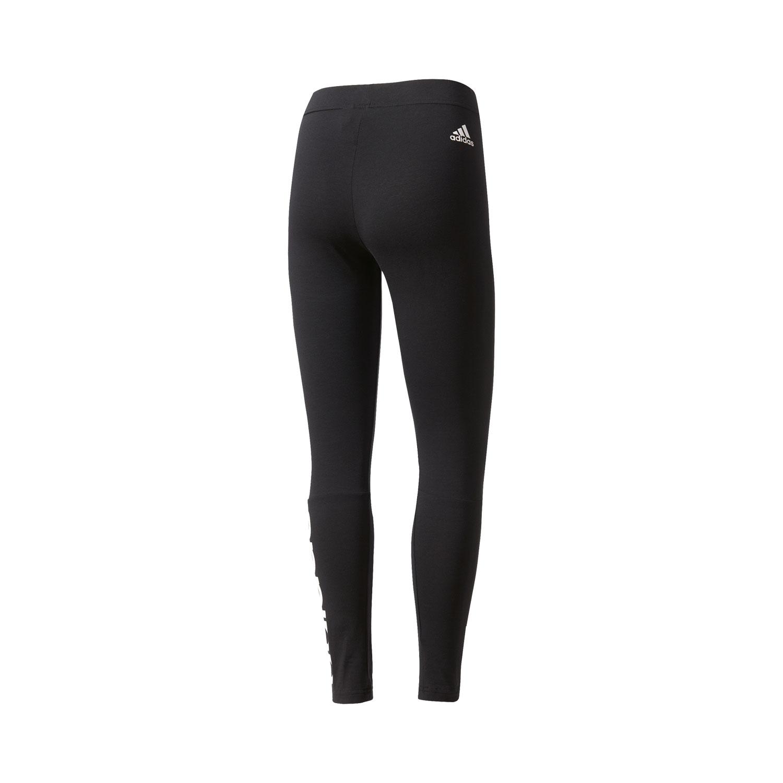 adidas Essentials Linear Tight Damen Trainingshose – Bild 2