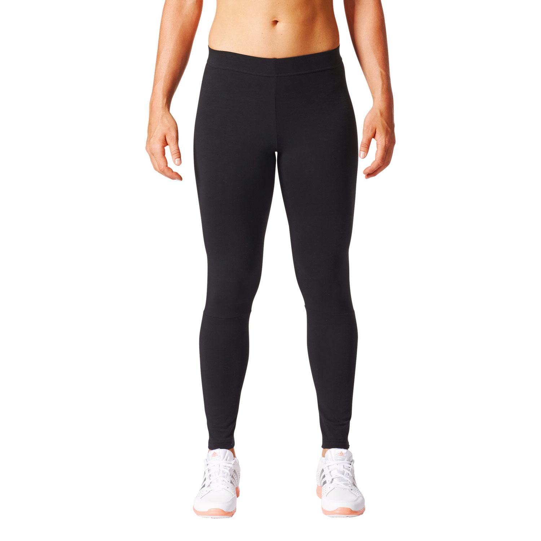 adidas Essentials Linear Tight Damen Trainingshose – Bild 3