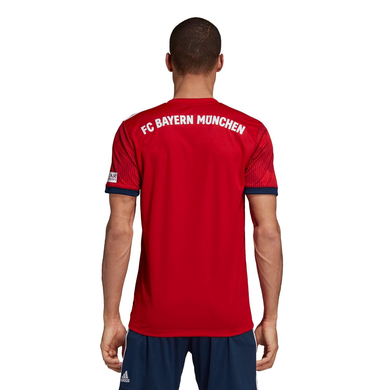 adidas FC Bayern München Herren Heimtrikot Replica – Bild 3
