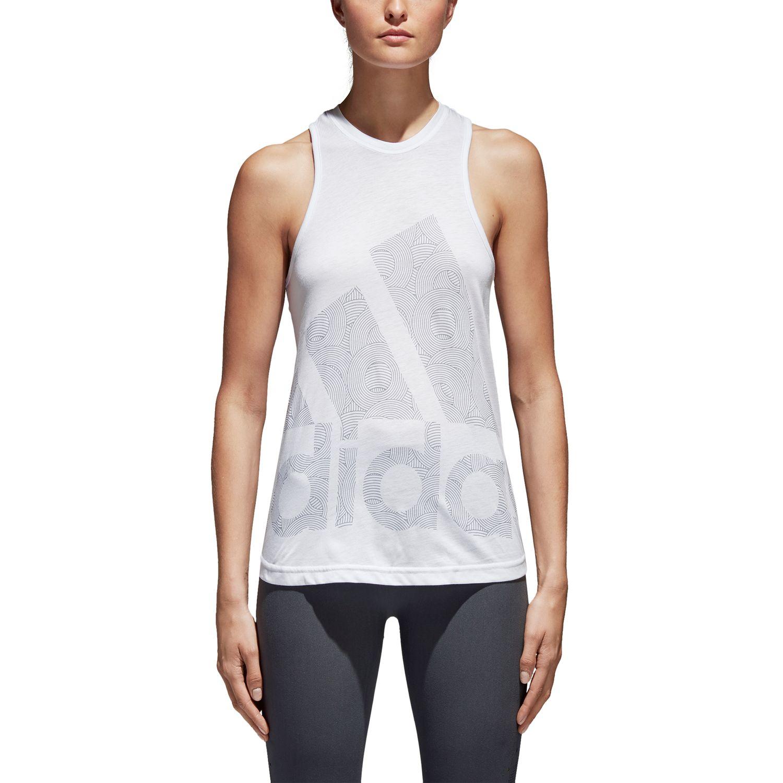 adidas Climalite Logo Damen Tanktop – Bild 2