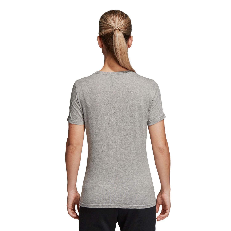 adidas Foil Badge of Sport Tee Damen T-Shirt – Bild 3