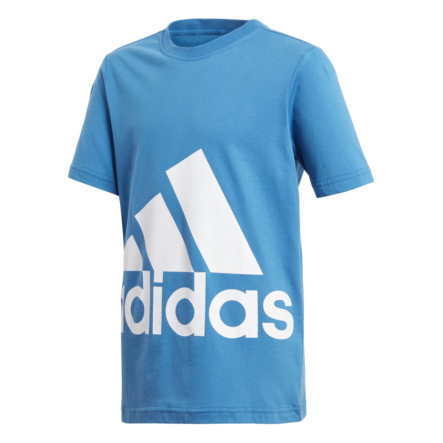 adidas Essentials Big Logo Jungen Kinder T-Shirt – Bild 1