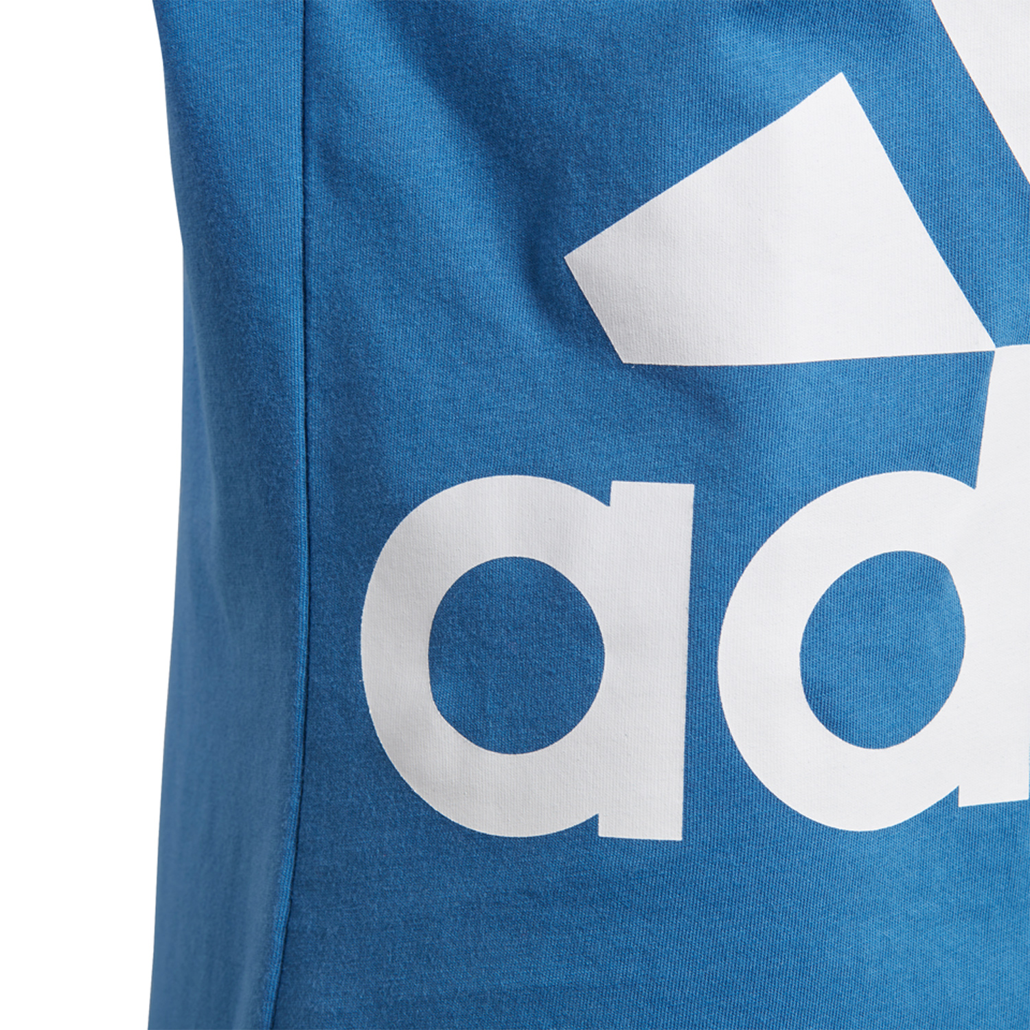 adidas Essentials Big Logo Jungen Kinder T-Shirt – Bild 3