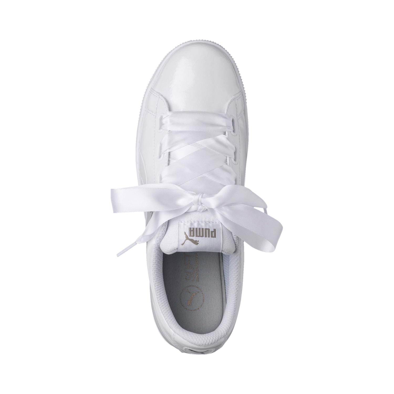 Puma Vikky Platform Ribbon Damen Sneaker – Bild 3