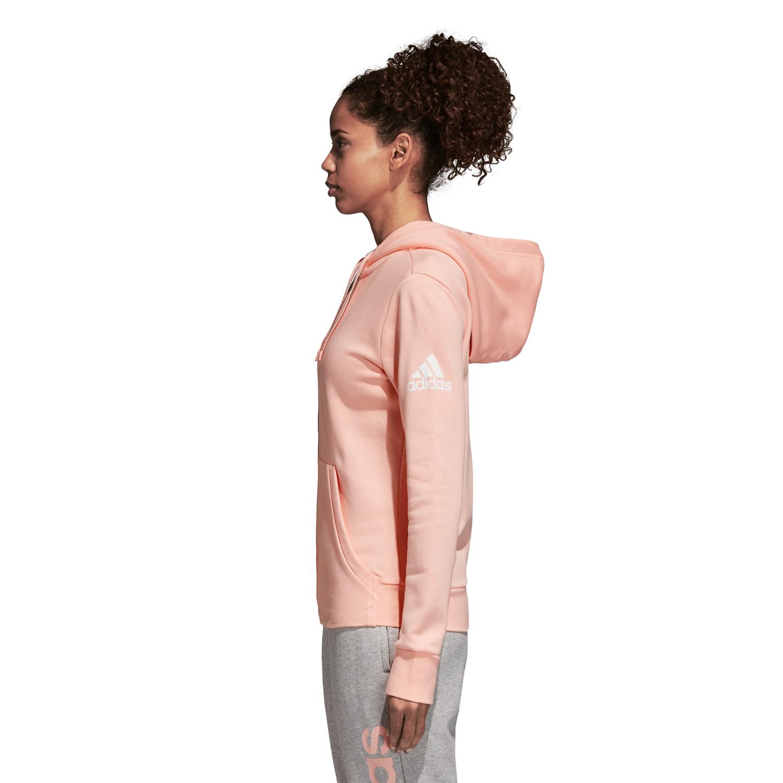 Adidas Essentials Solid Fullzip Damen Hoodie – Bild 3
