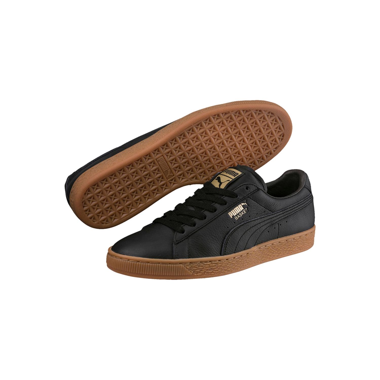 Puma Basket Classic Gum Deluxe Sneaker