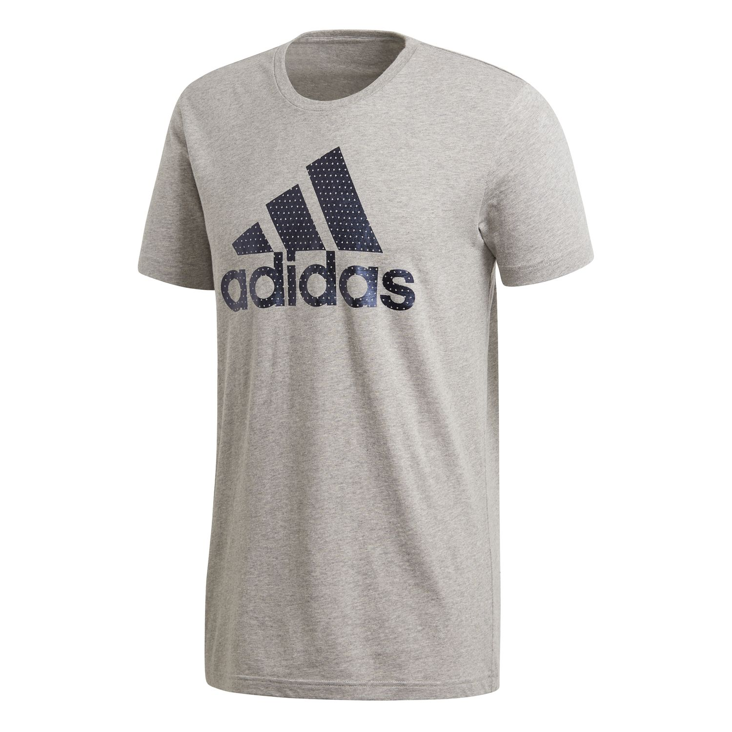 adidas Badge of Sport Foil Herren T-Shirt – Bild 1