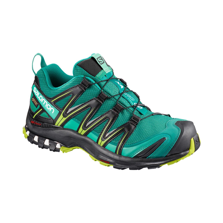 Détails sur Salomon Xa Pro 3d Gtx W Femmes Trail Chaussures De Course afficher le titre d'origine