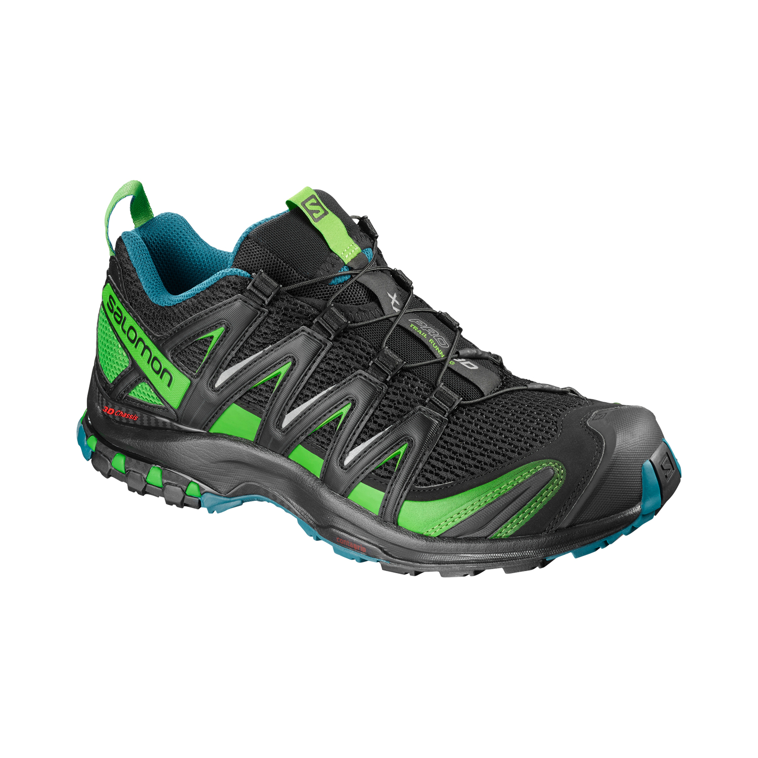salomon xa pro 3d herren trail laufschuhe ebay. Black Bedroom Furniture Sets. Home Design Ideas