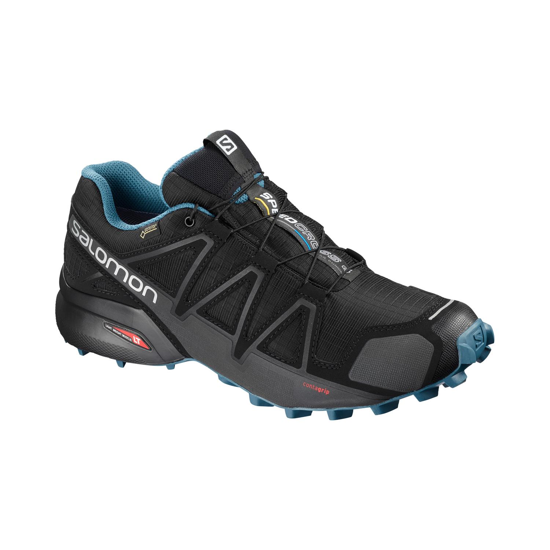 Salomon Speedcross 4 GTX Nocturne Trail Laufschuhe – Bild 1