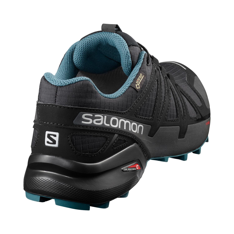 Salomon Speedcross 4 GTX Nocturne Trail Laufschuhe – Bild 2