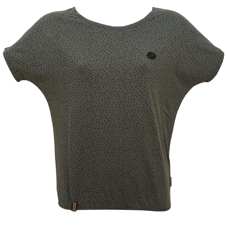 Naketano Blitz Bumm Schniedel Bäng Damen T-Shirt
