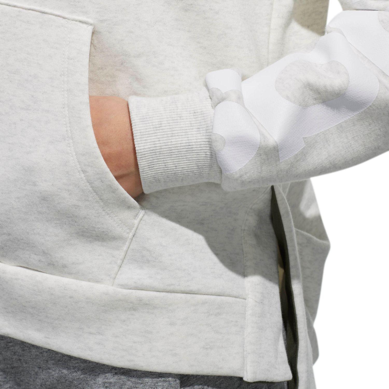 adidas W S2S Big Logo Fleece Hoodie Damen Sweater Jacke – Bild 5