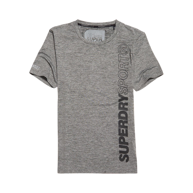 Superdry Active Herren kurzarm T-Shirt