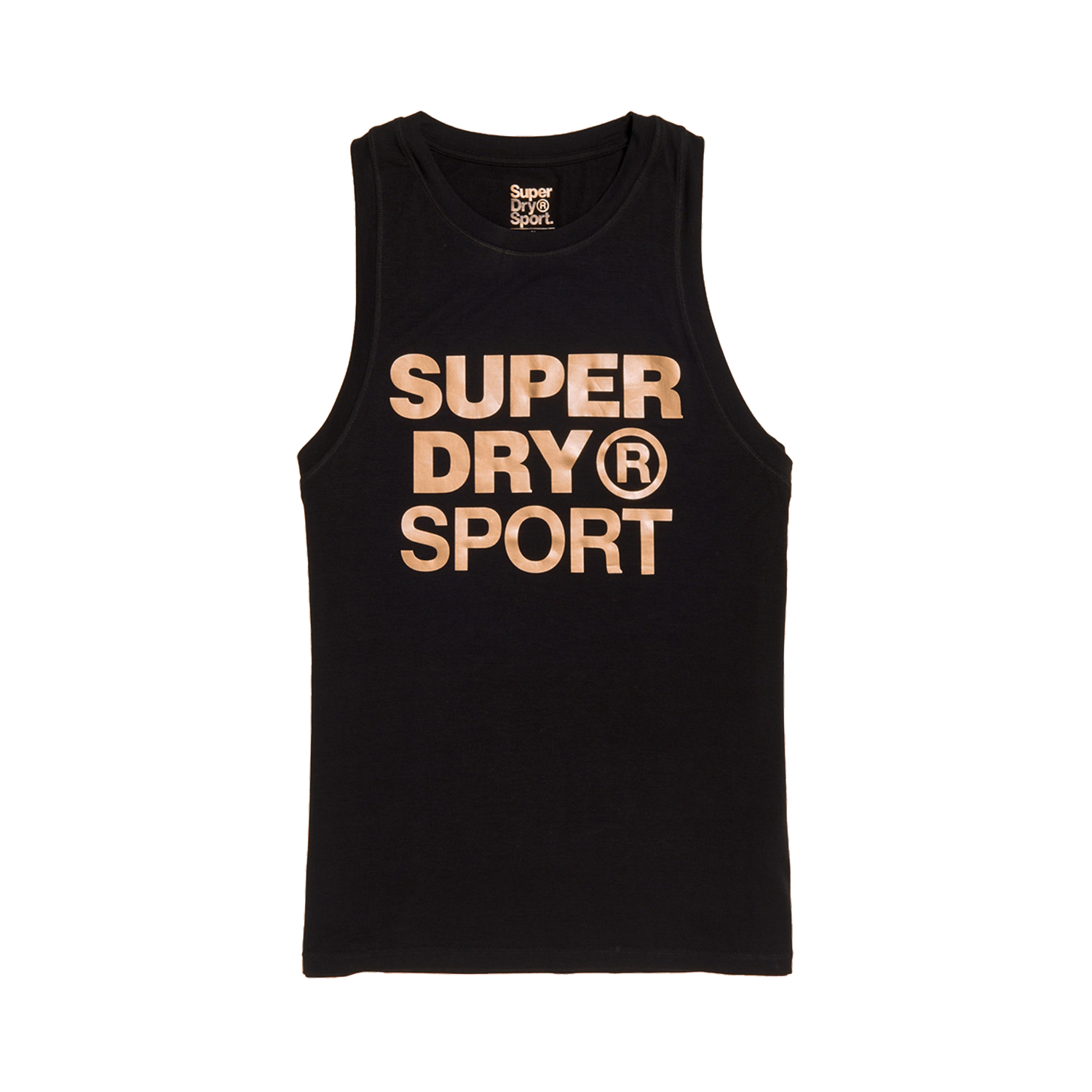 Superdry Active Studio Boyfriend Damen Tanktop