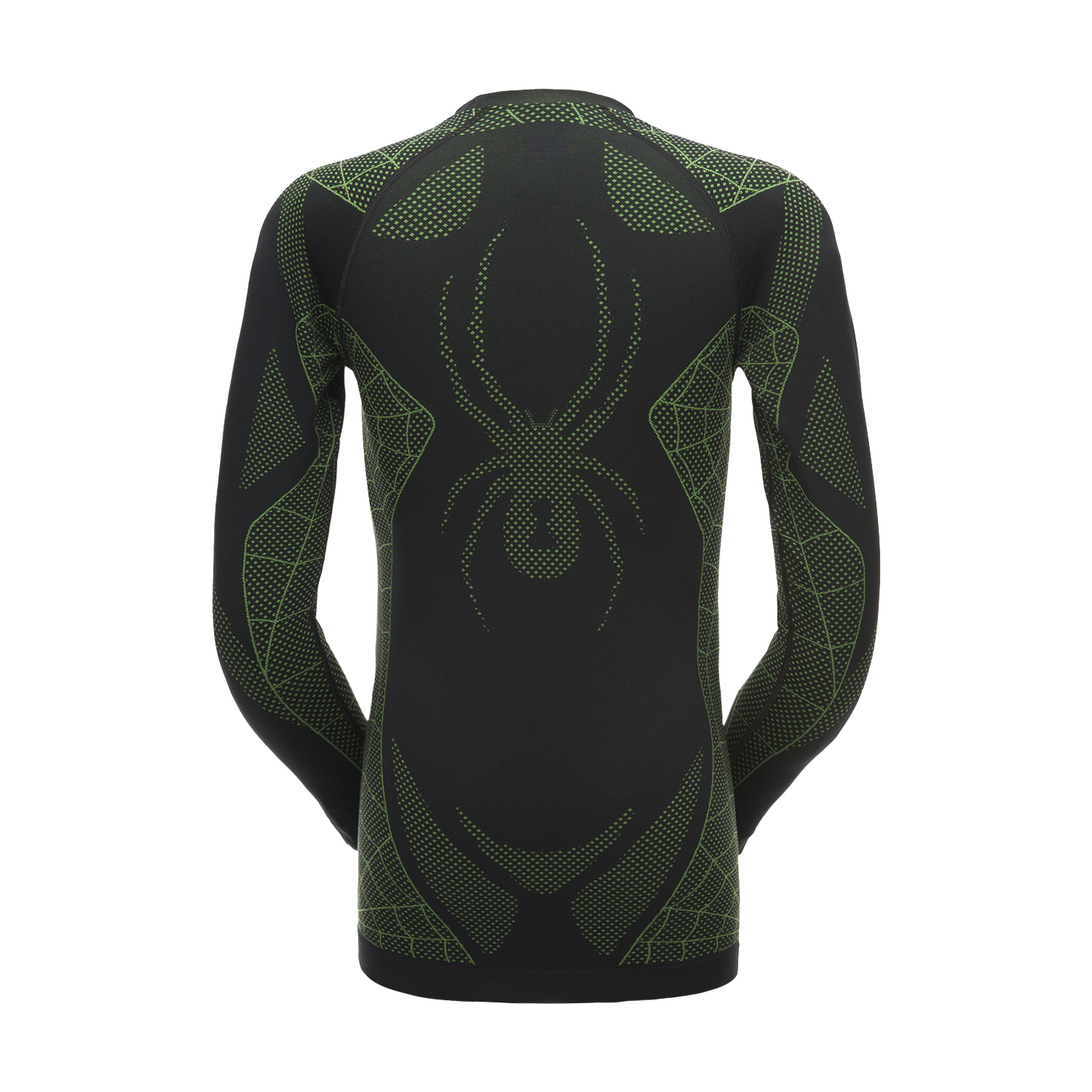Spyder Captain Baselayer Top Herren Funktionsshirt – Bild 2