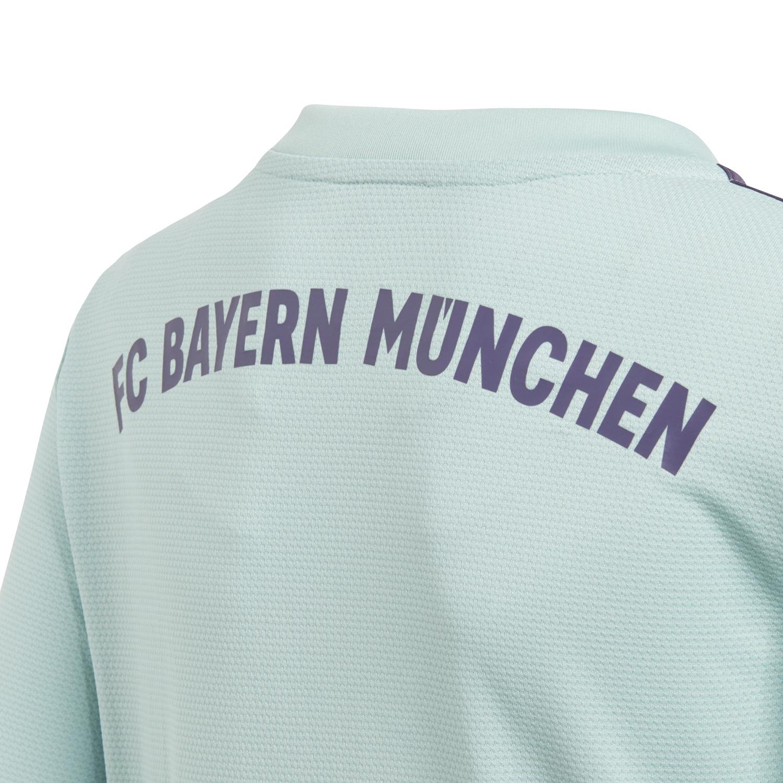 adidas FC Bayern München Kinder Auswärtstrikot 18/19 – Bild 4