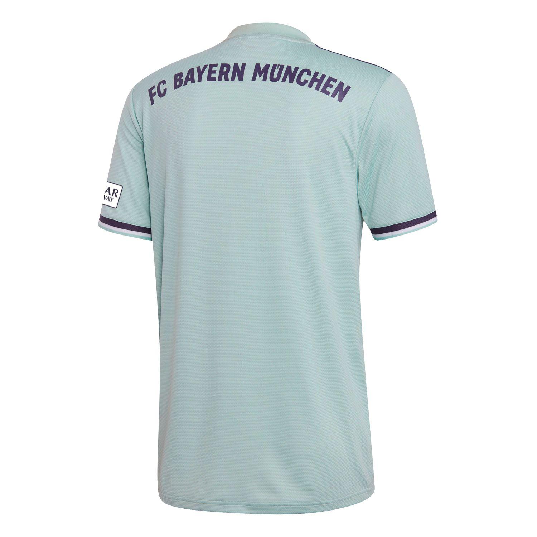 adidas FC Bayern München Herren Auswärtstrikot 18/19 – Bild 2