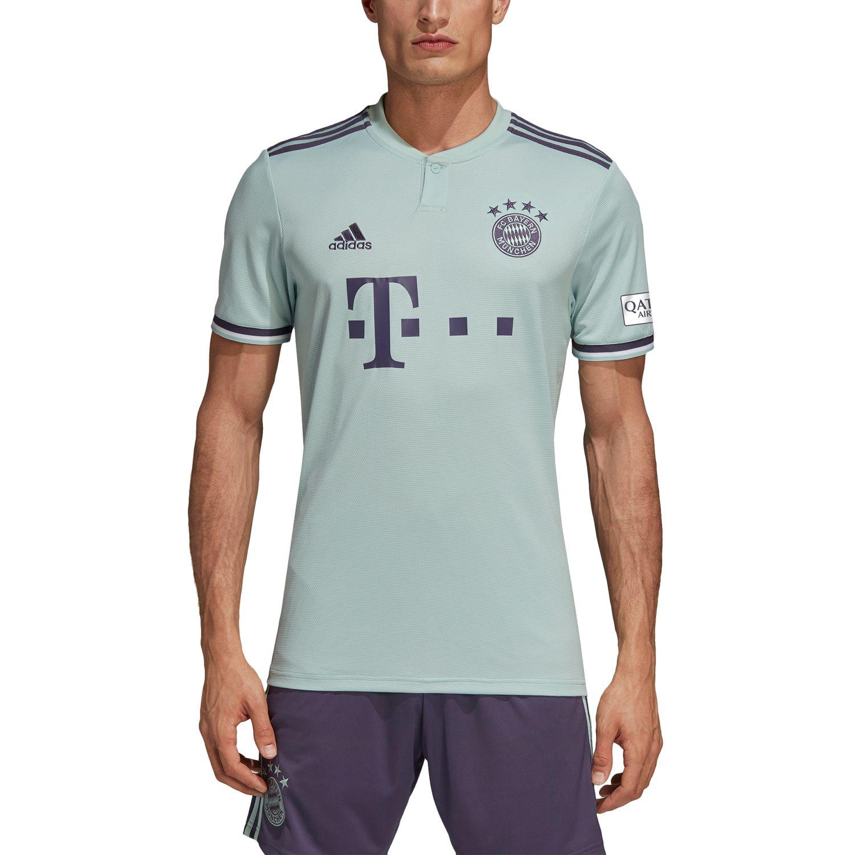 adidas FC Bayern München Herren Auswärtstrikot 18/19 – Bild 3