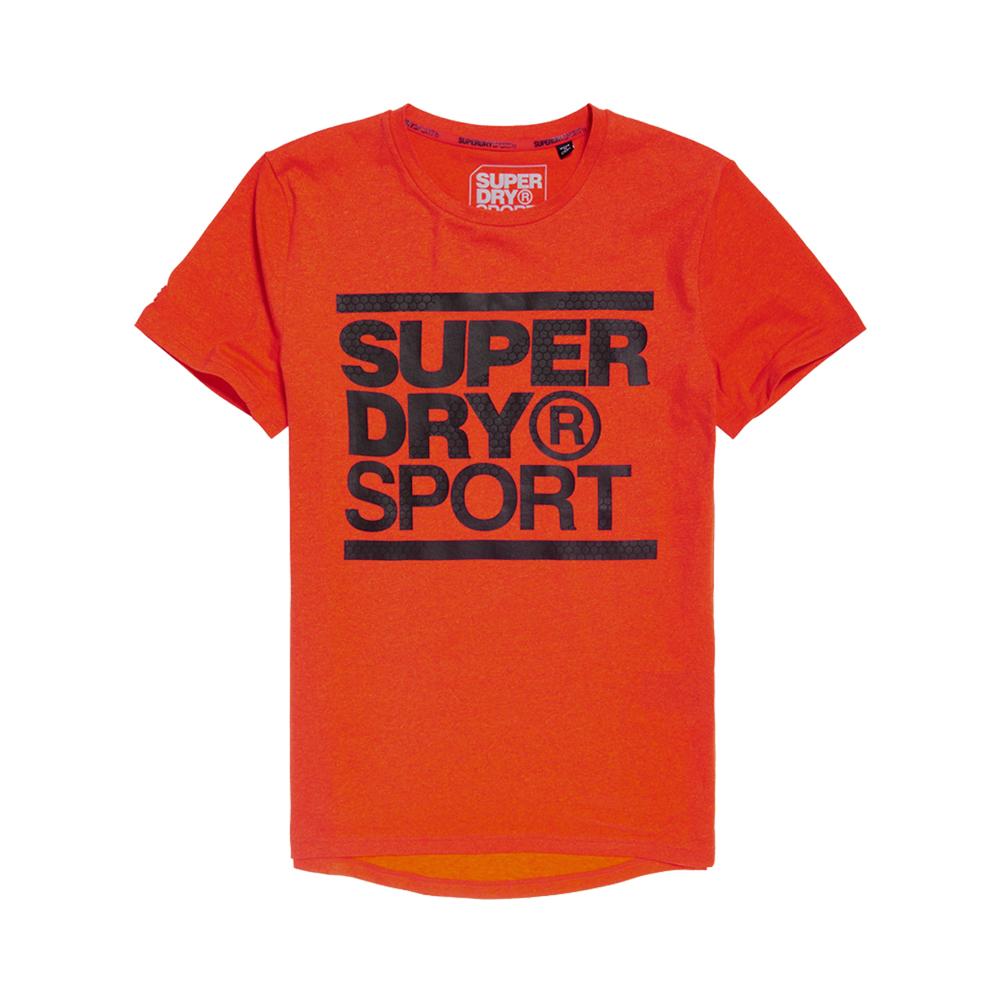 Superdry Core Graphic T-Shirt Herren Trainingsshirt