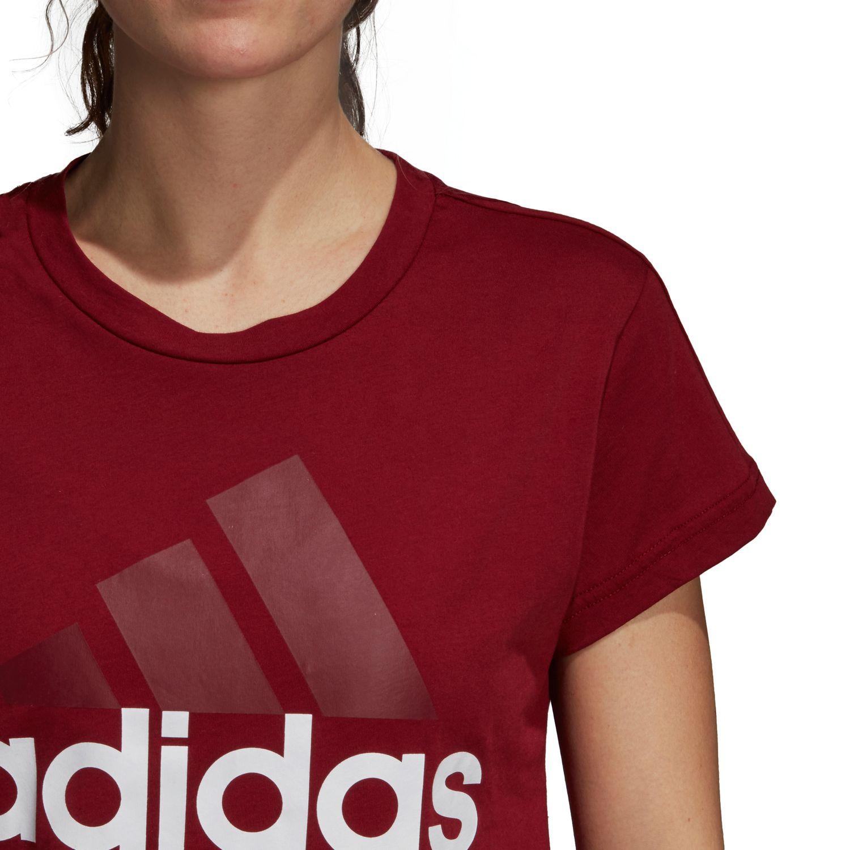 adidas Essentials Linear Damen T-Shirt – Bild 4