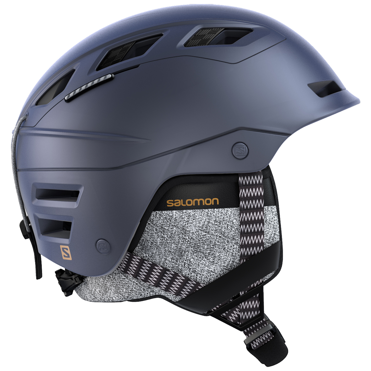 Salomon QST Charge Herren Skihelm