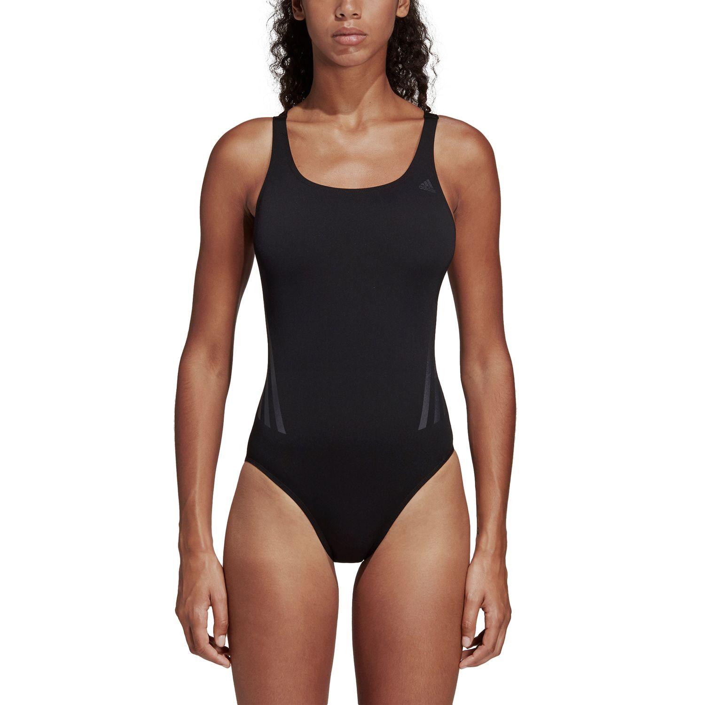 adidas Pro V 3 Stripes Damen Badeanzug – Bild 3