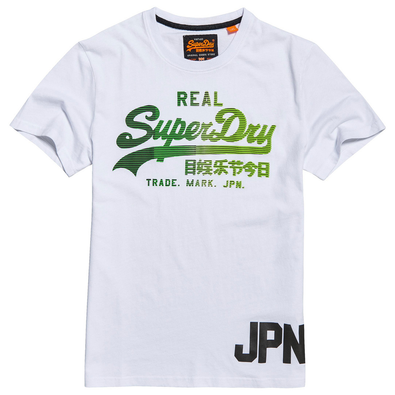 superdry vintage logo 1st herren t shirt ebay. Black Bedroom Furniture Sets. Home Design Ideas