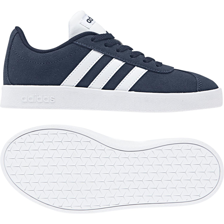 adidas VL Court 2.0 Kinder Sneaker – Bild 1