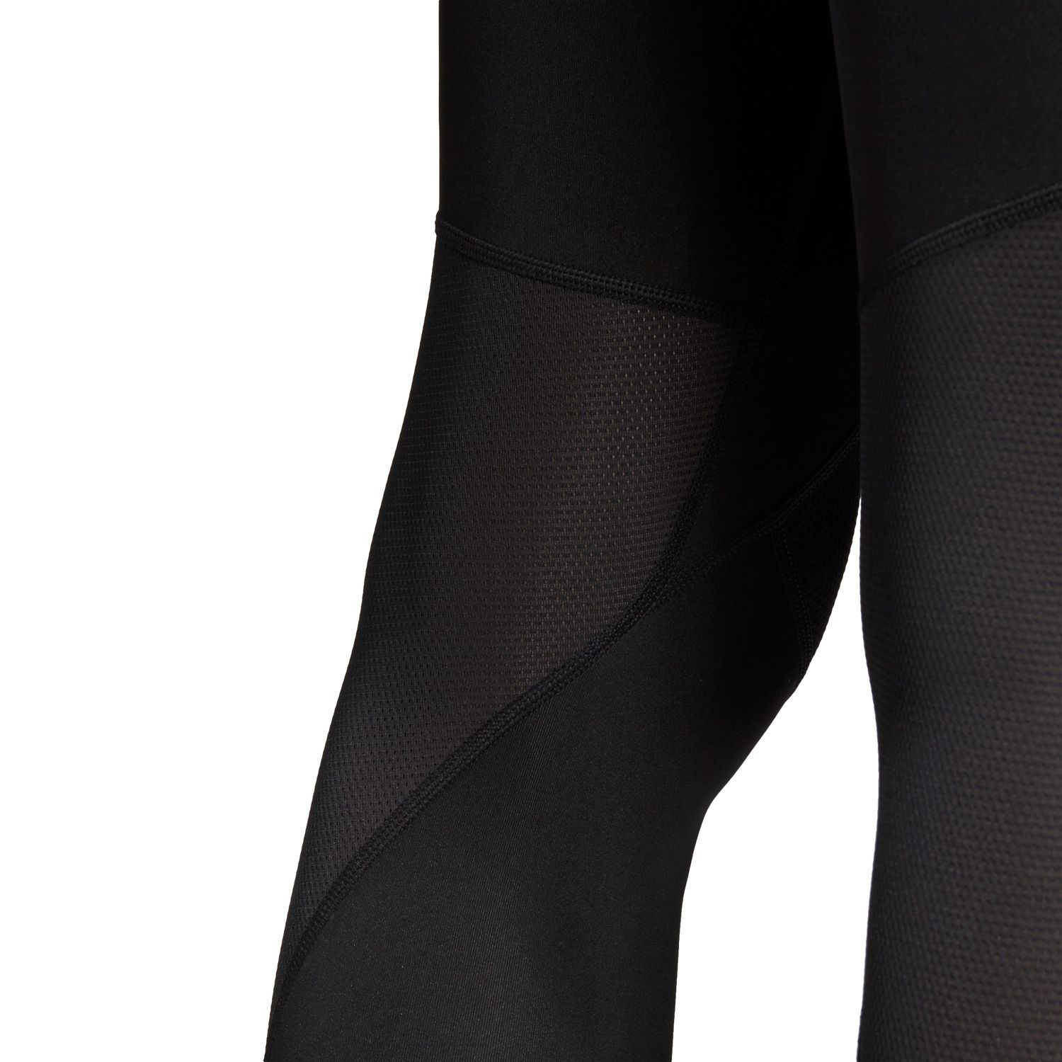 adidas Alphaskin Sport 3-Streifen lange Tight Damen Leggings – Bild 5