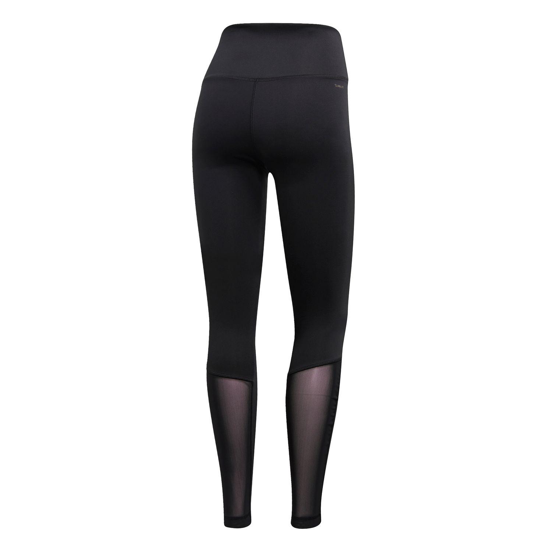 adidas Design 2 Move High Rise Logo Tight Damen Leggings – Bild 2