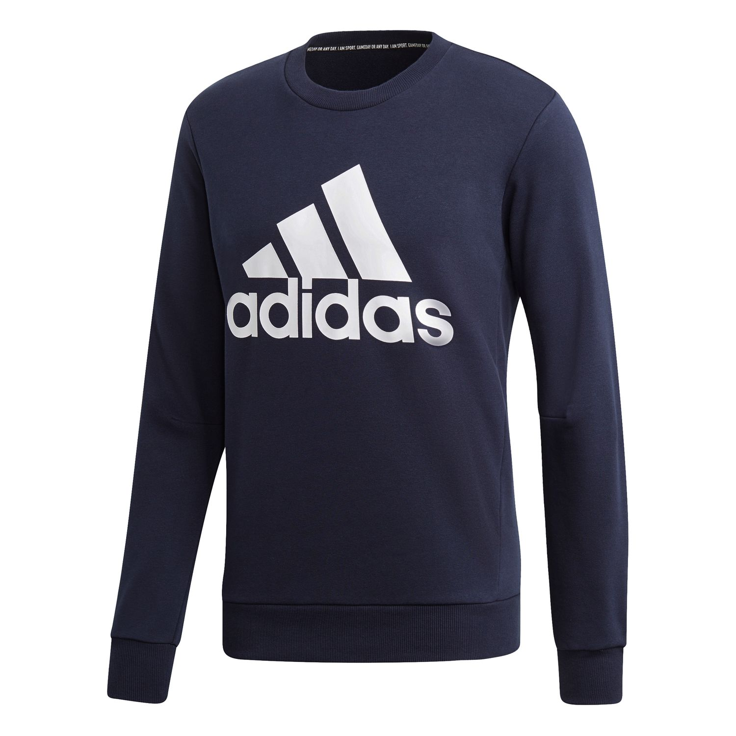 adidas Must Haves Badge of Sport Crew French Terry Herren Pullover