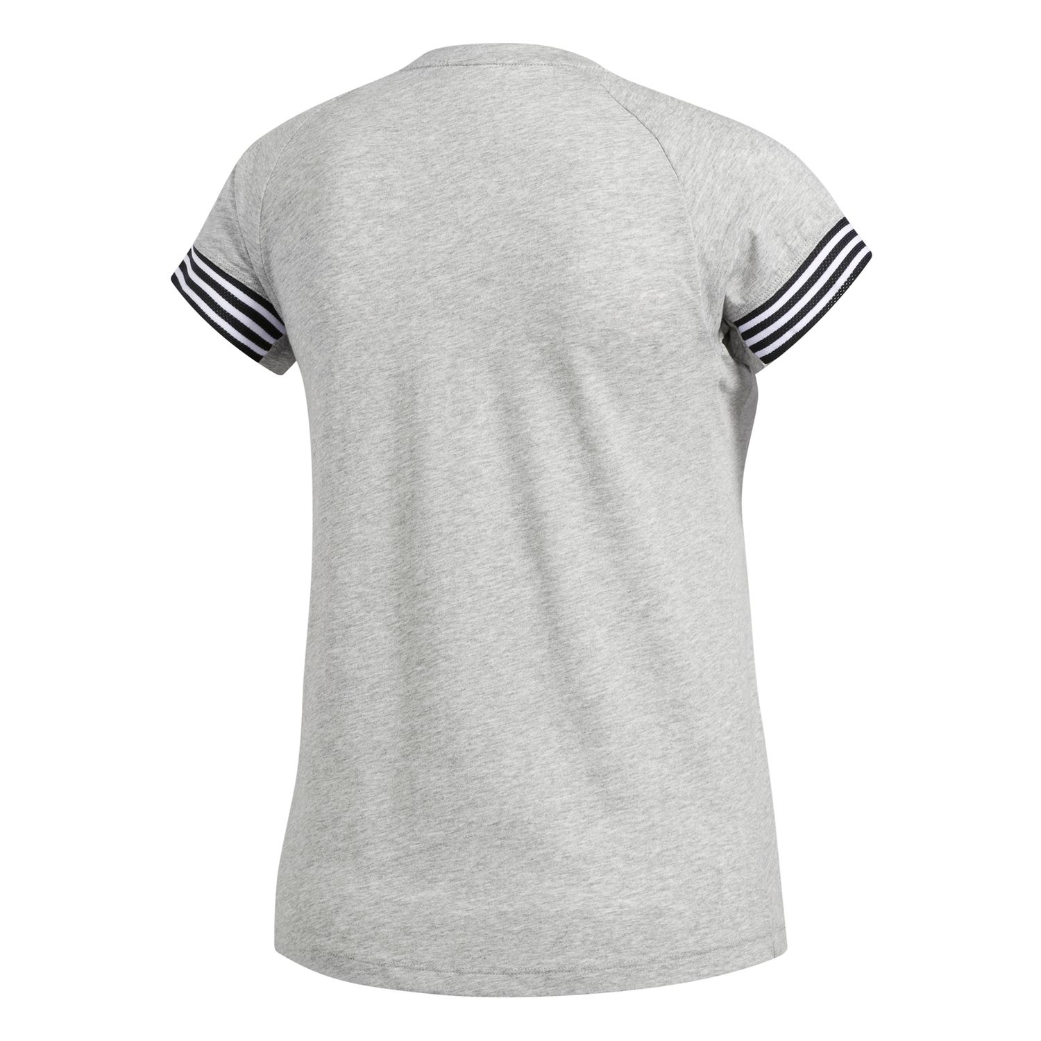 adidas Cotton Prime Damen T-Shirt – Bild 2