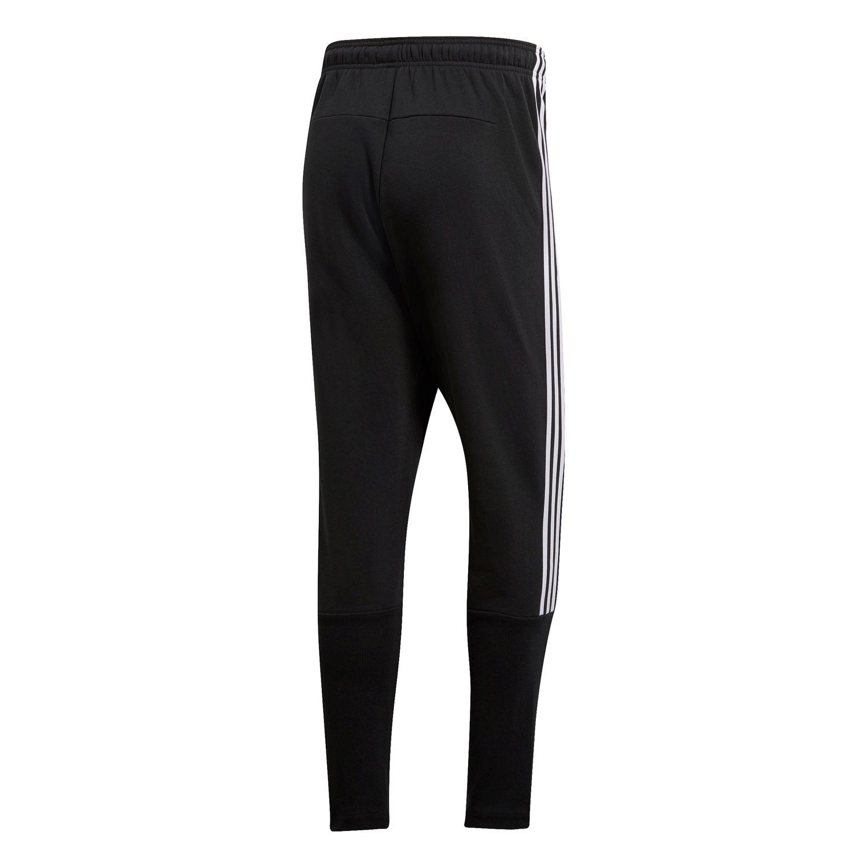 adidas Must Haves 3 Stripes Tiro Pant Fleece Herren Trainingshose – Bild 2