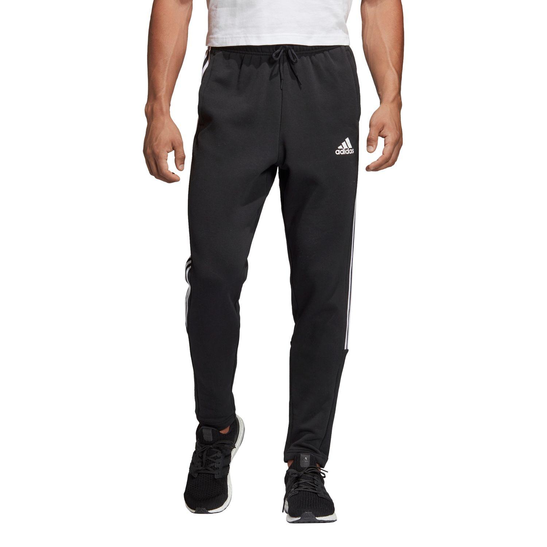 adidas Must Haves 3 Stripes Tiro Pant Fleece Herren Trainingshose – Bild 3