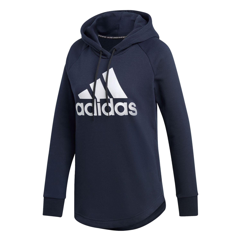 adidas Badge of Sport Over-head Hoodie Damen Kapuzenpullover