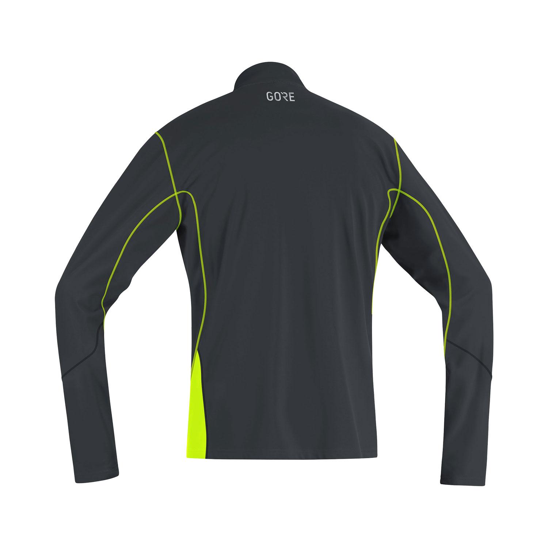 Gore R3 Thermo Zip Herren Langarm Trainingsshirt – Bild 2
